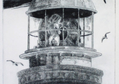 Neil Matterson-The Lighthouse Keeper's Wife